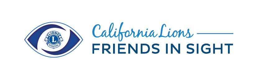 New Logo for California Lions Friends in Sight