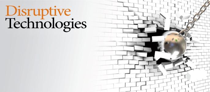 Disruptive Technologies: Letter from COA president