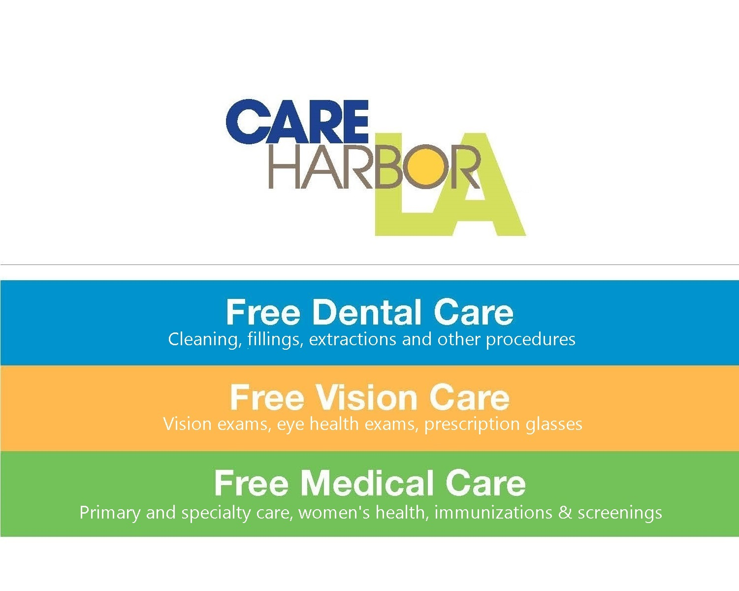 Care Harbor Event