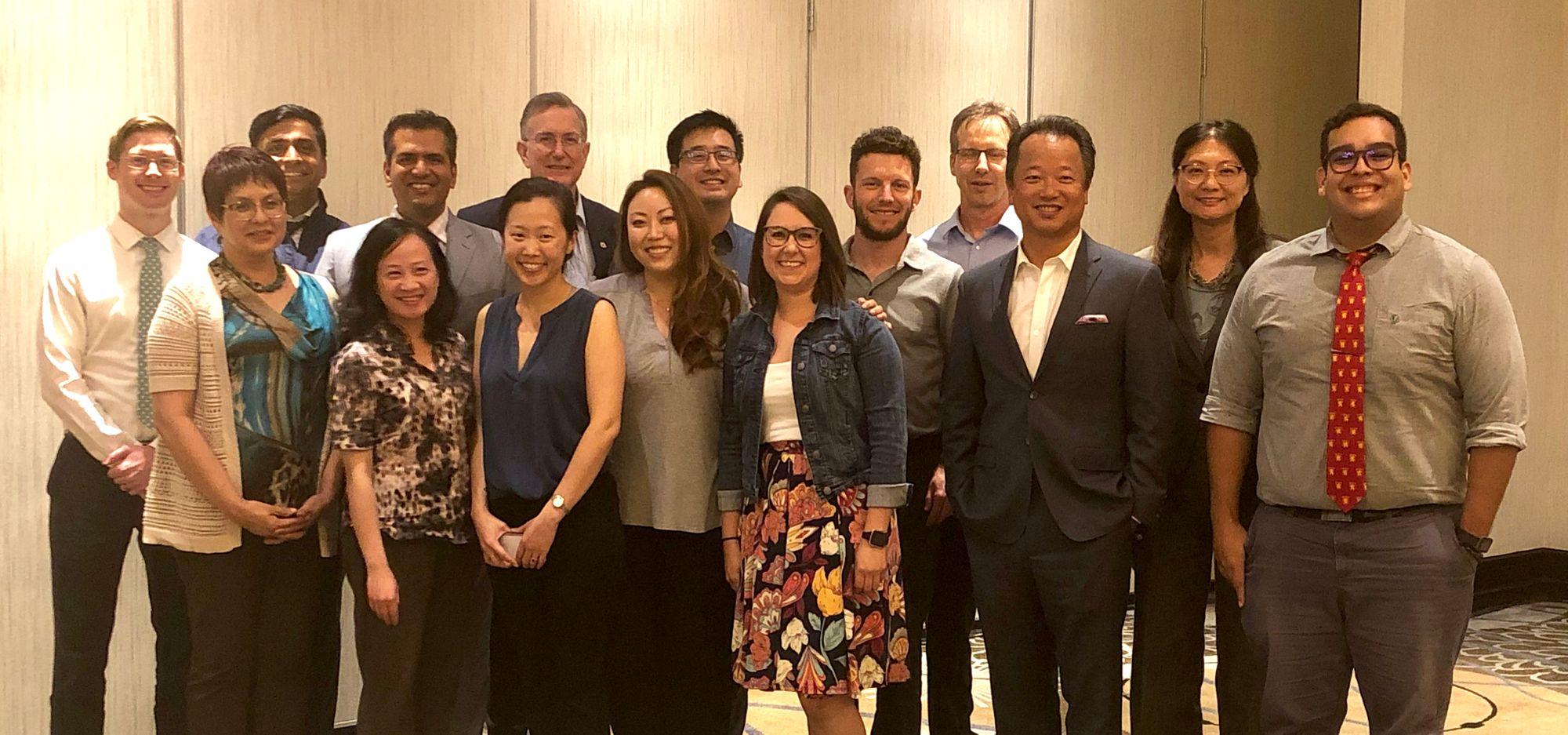 New IEOS Board of Directors 2019-2020