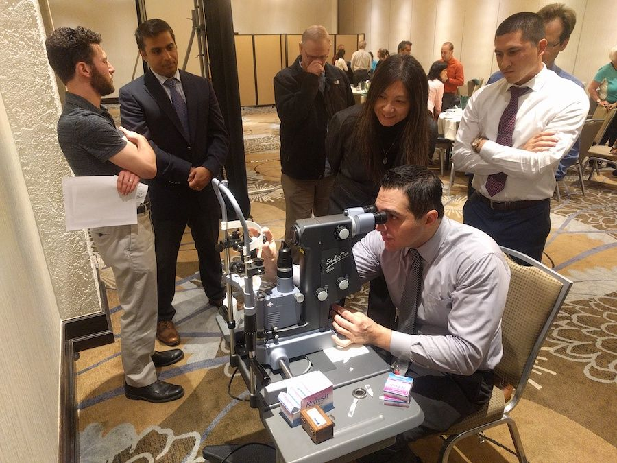 IEOS Laser Workshop