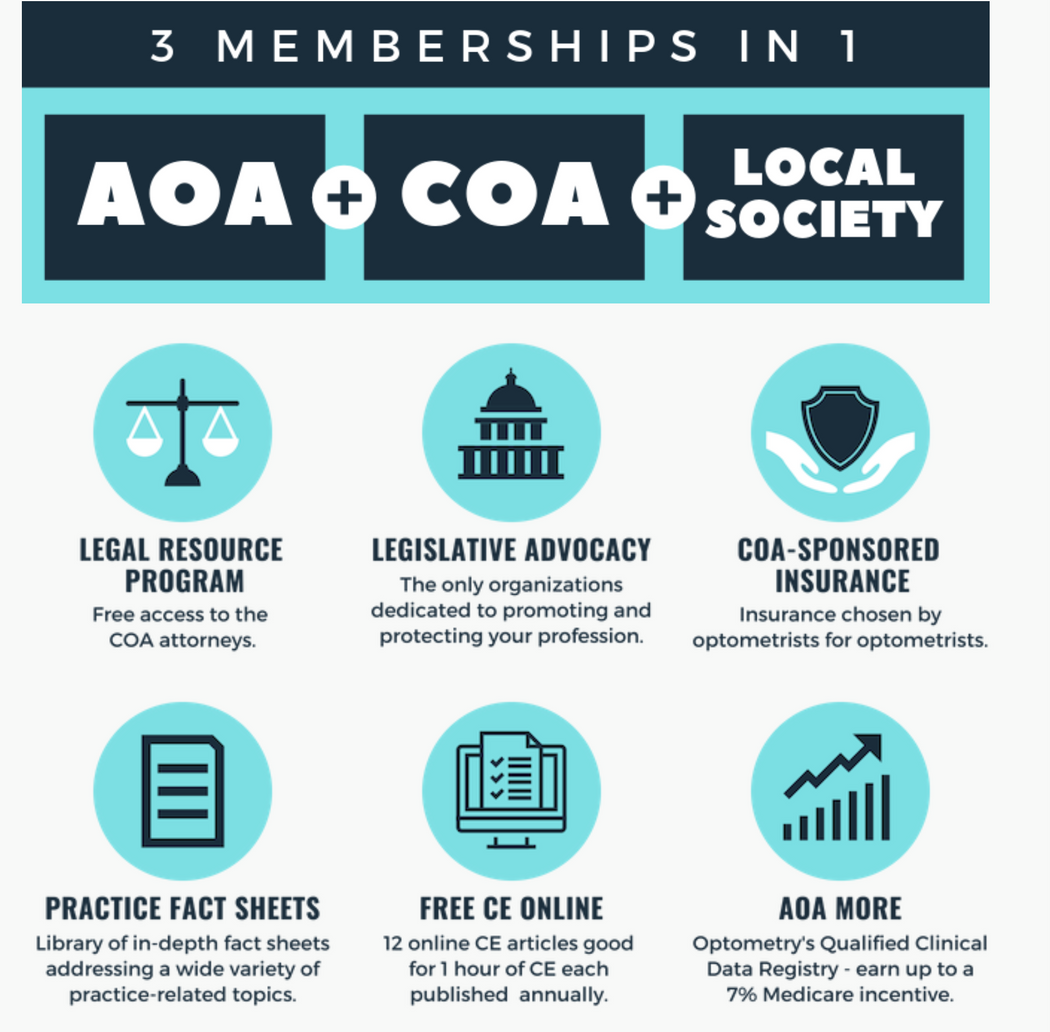 Benefits of COA/IEOS Membership