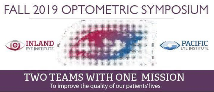 2019 Fall Optometric Symposium