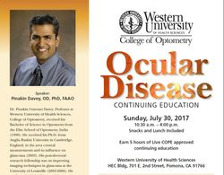 Ocular Disease Continuing Education